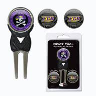 East Carolina Pirates Golf Divot Tool Pack
