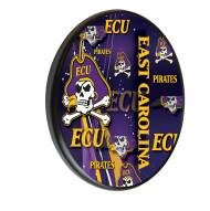 East Carolina Pirates Digitally Printed Wood Sign