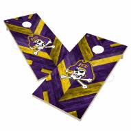 East Carolina Pirates Herringbone Cornhole Game Set