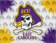 East Carolina Pirates Logo Canvas Print