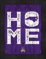 East Carolina Pirates Home Away From Home Wall Decor