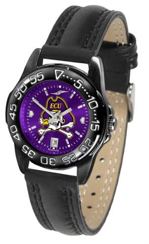 East Carolina Pirates Ladies Fantom Bandit AnoChrome Watch