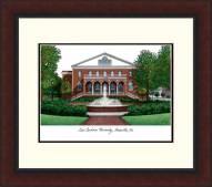 East Carolina Pirates Legacy Alumnus Framed Lithograph