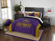 East Carolina Pirates Modern Take Full/Queen Comforter Set