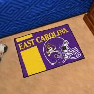 East Carolina Pirates NCAA Starter Rug