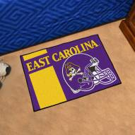 East Carolina Pirates NCAA Starter Rug