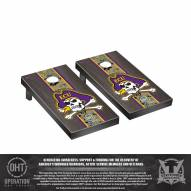 East Carolina Pirates Operation Hat Trick Stained Cornhole Game Set