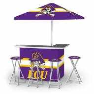 East Carolina Pirates Pop Up Bar