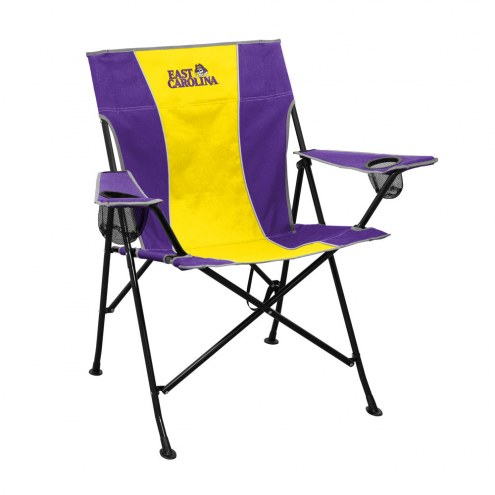 East Carolina Pirates Pregame Chair