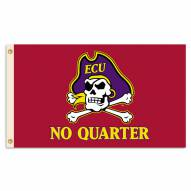 East Carolina Pirates NCAA Premium 3' x 5' Flag