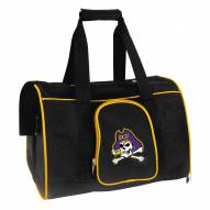 East Carolina Pirates Premium Pet Carrier Bag
