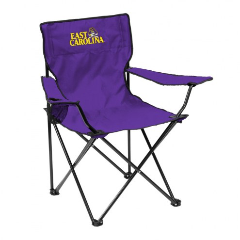 East Carolina Pirates Quad Folding Chair