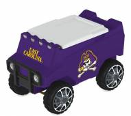 East Carolina Pirates Remote Control Rover Cooler