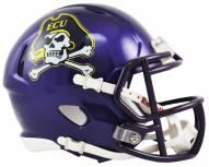 East Carolina Pirates Riddell Speed Mini Collectible Football Helmet