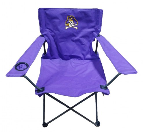 East Carolina Pirates Rivalry Folding Chair