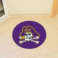 East Carolina Pirates Roundel Mat