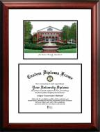 East Carolina Pirates Scholar Diploma Frame