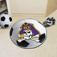 East Carolina Pirates Soccer Ball Mat