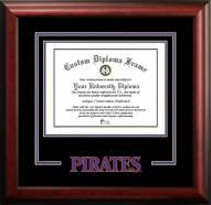 East Carolina Pirates Spirit Diploma Frame