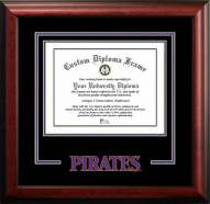 East Carolina Pirates Spirit Diploma Frame