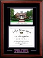 East Carolina Pirates Spirit Graduate Diploma Frame