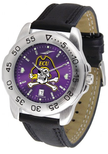 East Carolina Pirates Sport AnoChrome Men's Watch