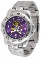 East Carolina Pirates Sport Steel AnoChrome Men's Watch