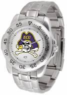 East Carolina Pirates Sport Steel Men's Watch