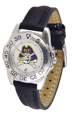 East Carolina Pirates Sport Women's Watch
