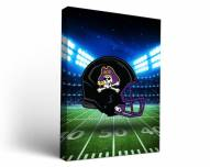 East Carolina Pirates Stadium Canvas Wall Art