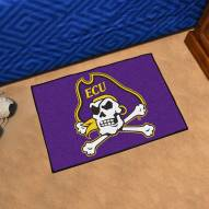 East Carolina Pirates Starter Rug