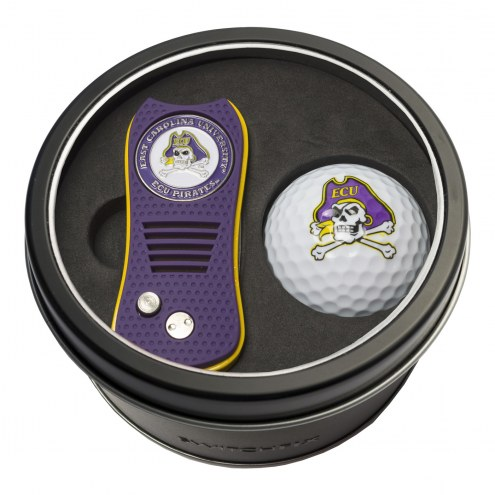 East Carolina Pirates Switchfix Golf Divot Tool & Ball