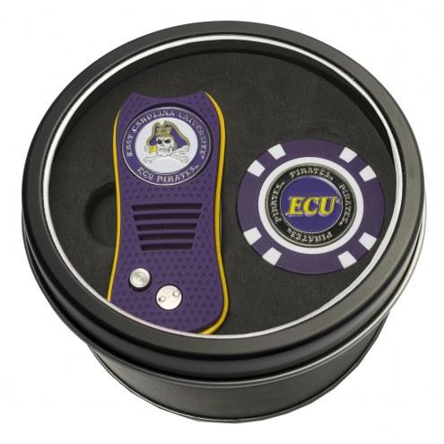 East Carolina Pirates Switchfix Golf Divot Tool & Chip