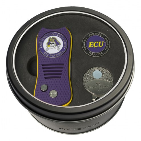 East Carolina Pirates Switchfix Golf Divot Tool, Hat Clip, & Ball Marker
