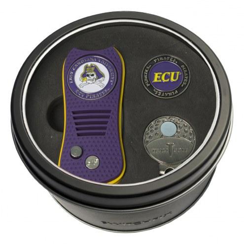 East Carolina Pirates Switchfix Golf Divot Tool, Hat Clip, & Ball Marker