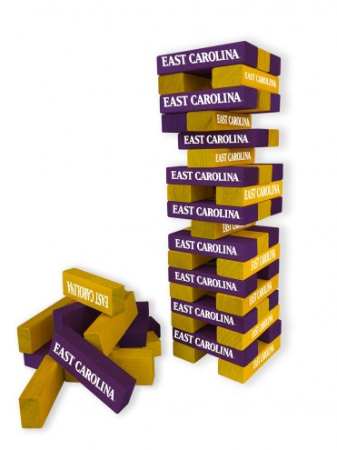 East Carolina Pirates Table Top Stackers