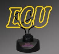 East Carolina Pirates Team Logo Neon Lamp