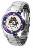East Carolina Pirates Titan Steel Men's Watch