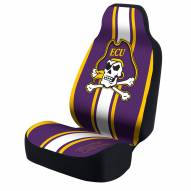 East Carolina Pirates Universal Bucket Car Seat Cover