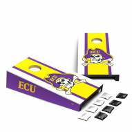 East Carolina Pirates Mini Cornhole Set