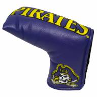 East Carolina Pirates Vintage Golf Blade Putter Cover