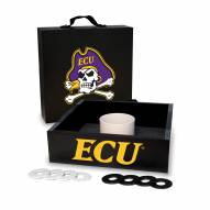 East Carolina Pirates Washer Toss Game Set