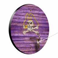 East Carolina Pirates Weathered Design Hook & Ring Game