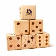 East Carolina Pirates Yard Dice