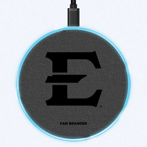 East Tennessee State Buccaneers 15W Wireless Charging Base