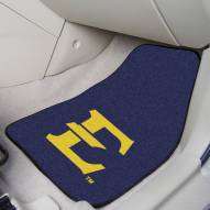 East Tennessee State Buccaneers 2-Piece Carpet Car Mats