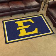 East Tennessee State Buccaneers 4' x 6' Area Rug