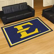 East Tennessee State Buccaneers 5' x 8' Area Rug