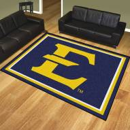 East Tennessee State Buccaneers 8' x 10' Area Rug