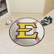 East Tennessee State Buccaneers Baseball Rug
